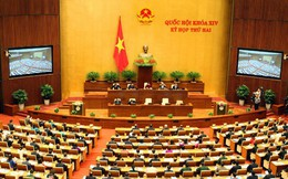 Quốc hội sẽ biểu quyết thông qua Luật Chứng khoán ngày 27/11