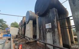 Vụ đổ trộm dầu thải: Công ty gốm sứ Thanh Hà có trách nhiệm ra sao?