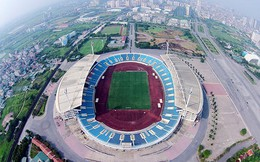 Hà Nội chi tiền tỷ tu bổ sân bãi phục vụ SEA Games 31 tại Việt Nam