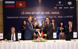 Thẻ ATM của Nga có thể thanh toán tại Việt Nam