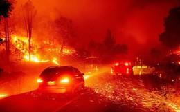 Cháy rừng dữ dội đe dọa hàng loạt nhà đắt đỏ ở California