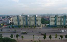 Phận 'hẩm hiu' của chung cư giãn dân phố cổ Long Biên, đẹp nhưng... bỏ hoang