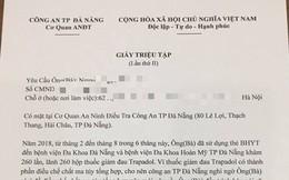 """PGĐ CA Đà Nẵng nói về vụ CA bị mạo danh để lừa đảo hàng loạt qua điện thoại: """"Đọc đơn tố cáo mà tôi thấy tức"""""""