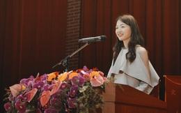 Bài diễn thuyết chấn động của nữ sinh viên sau 10 năm tốt nghiệp: Những người thắng ở vạch xuất phát chưa chắc có thể chạy tới cuối cùng!
