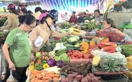 Tất cả các mặt hàng trong vùng bão Bình Định đồng loạt 'cháy hàng'