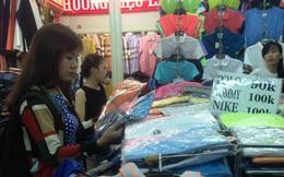 Hàng nhái ngập 'chợ nhà giàu' Sài Gòn