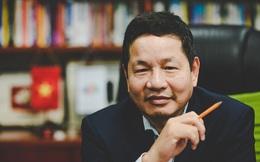 Chủ tịch FPT Trương Gia Bình nói về cuộc đua 'đốt' tiền: Tiki, Shopee, Lazada, Sendo đều xấp xỉ ngưỡng 1 tỷ USD, cái kết sẽ là một ông lớn rót tiền vào 1 trong những DN trên, 'đốt' 1-2 tỷ USD nữa và game-over!