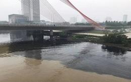 Công an lấy mẫu nước, điều tra thủ phạm xả thải 'đầu độc' sông Hàn