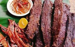 Thịt lợn gác bếp, bán nhiều vô kể, giá rẻ đáng ngờ