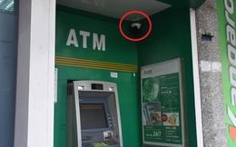 Cây ATM ngân hàng Phương Đông ở Đà Nẵng bị cạy phá