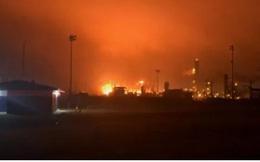 Nổ lớn tại nhà máy hóa học ở Texas, 60.000 người nhận lệnh sơ tán