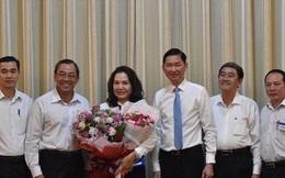 UBND TP HCM trao quyết định bổ nhiệm cho 2 nhân sự lãnh đạo
