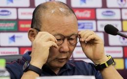 """HLV Park Hang-seo: """"Tôi vừa trải qua 3 trận đấu vất vả nhất sự nghiệp"""""""