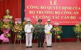 Đại tá Lê Văn Tuyến làm Giám đốc Công an tỉnh Đắk Lắk