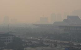 Ô nhiễm không khí Hà Nội hôm nay ở ngưỡng rất có hại