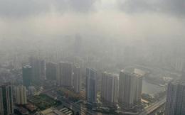 Bộ Tài nguyên và Môi trường họp khẩn về ô nhiễm không khí ở Hà Nội, TP.HCM