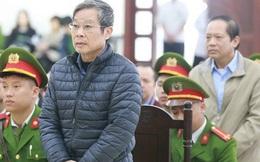 Đề nghị mức án tử hình cho cựu Bộ trưởng Nguyễn Bắc Son về tội Nhận hối lộ