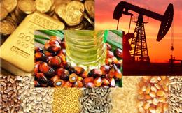 Thị trường ngày 18/1: Giá dầu, vàng, sắt, thép đồng loạt tăng; palađi vượt ngưỡng 2.500 USD/ounce