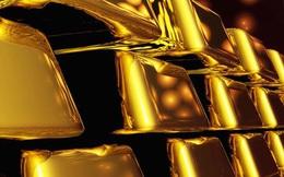 Giá vàng tăng vọt lên trên 1.600 USD/ounce