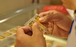 Giá vàng lại tăng vọt, vượt 45 triệu đồng/lượng
