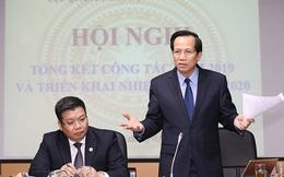 Bộ trưởng Đào Ngọc Dung nói gì về lao động Việt ở Trung Đông?