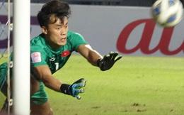 Bùi Tiến Dũng khiến các fan phát sốt với pha cản phá cực đẳng cấp, khiến cầu thủ U23 Jordan ngẩn ngơ tiếc nuối