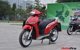 Xe máy điện PEGA eSH bản nhái Honda SH 'bán lỗ' hàng triệu đồng