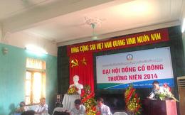 Chế biến nông sản XK Nam Định: Lên kế hoạch niêm yết trên HNX