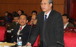 Ông Trần Quốc Vượng đảm nhiệm chức vụ Chánh VPTW Đảng