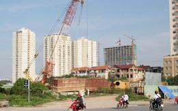 Tín dụng bất động sản: Có tiền đâu dễ cho vay