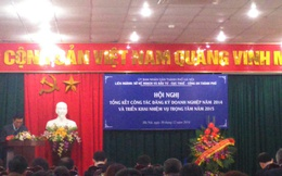 Từ 1/1/2015, thời gian thành lập mới doanh nghiệp tại Hà Nội giảm từ 05 ngày xuống 03 ngày