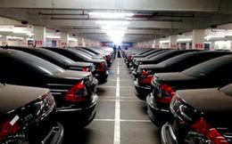 Chỗ để xe ô tô trong chung cư: Nhiều băn khoăn chưa có hồi kết