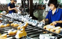 Nhộn nhịp đơn hàng xuất khẩu giày dép