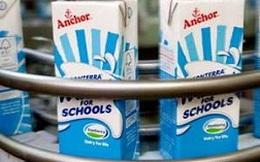 Thêm ba nước ngưng nhập sản phẩm sữa của Fonterra