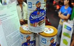Nhiều sản phẩm sữa hộp nhiễm khuẩn ở Việt Nam chưa thu hồi