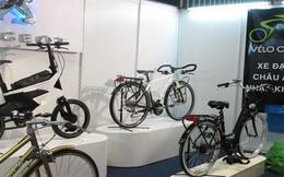 Phần lớn xe đạp tại Việt Nam là nhập khẩu