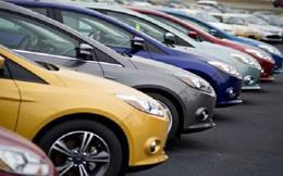 Nhàn hạ hưởng lợi tội gì giảm giá ôtô