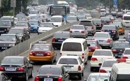 Trung Quốc: Đã hết thời ô tô bán ra ào ào