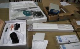 Hàng chục nghìn ống thuốc tân dược không hóa đơn chứng từ