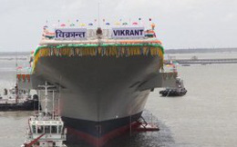 [Trung Quốc nghĩ gì] Báo Trung Quốc coi thường hàng không mẫu hạm Ấn Độ