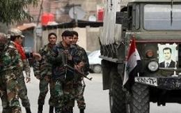Quân chính phủ Syria thắng lớn trên chiến trường