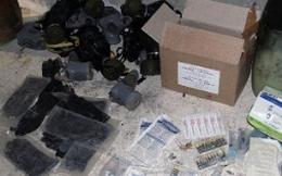 Syria cấp bằng chứng phe đối lập tấn công hóa học