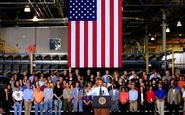 """Nước Mỹ năm 2013: Một năm đầy nhọc nhằn của """"ông lớn"""""""