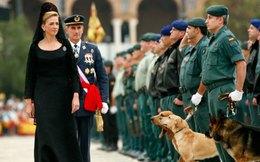 Công chúa Tây Ban Nha bị truy tố gian lận thuế và rửa tiền