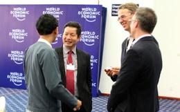 Chủ tịch FPT gặp song phương 20 tập đoàn lớn tại Davos