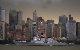 Tàu chiến Mỹ được cử tới gần Ukraine
