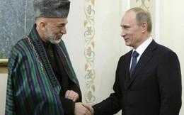 Putin giành 'đất' của Mỹ ở Afghanistan