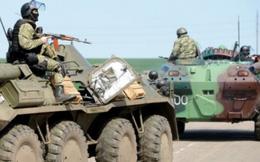 Quân đội Nga chỉ còn cách biên giới với Ukraine 1km