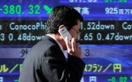 Chứng khoán châu Á tăng mạnh nhất 7 tuần