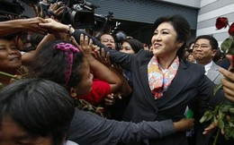 Bà Yingluck lần đầu lên tiếng sau đảo chính.